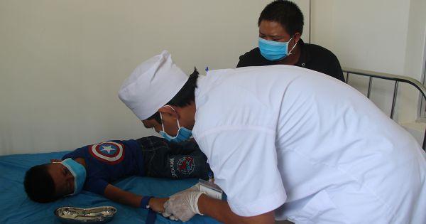 Bệnh nhân bạch hầu nguy kịch phải chuyển đi TPHCM
