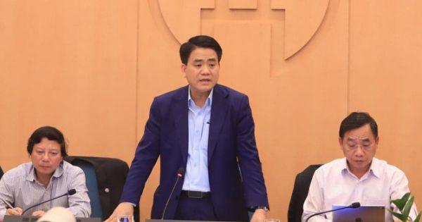 Chủ tịch Hà Nội được đề xuất khen thưởng Huân chương Lao động hạng Nhất