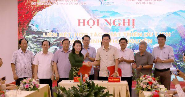 Quảng Bình và Thái Nguyên liên kết phát triển du lịch