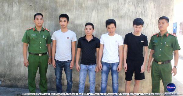 Nghệ An: Bắt ổ nhóm chuyên lừa đảo chiếm đoạt tài sản qua mạng xã hội Facebook
