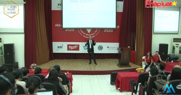 Hội thảo các nhà cung cấp Việt Nam năm 2020