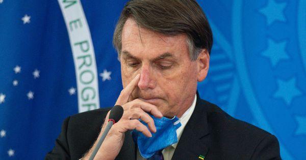 Tổng thống Brazil xác nhận dương tính với SARS-CoV-2