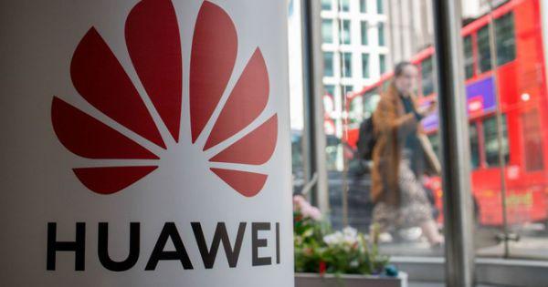 Anh cấm cửa Huawei, chấm dứt 20 năm hợp tác