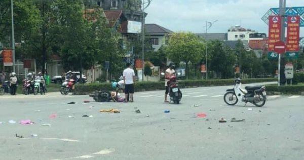 Khởi tố nữ cán bộ thanh tra tỉnh Lào Cai vượt đèn đỏ tông chết người