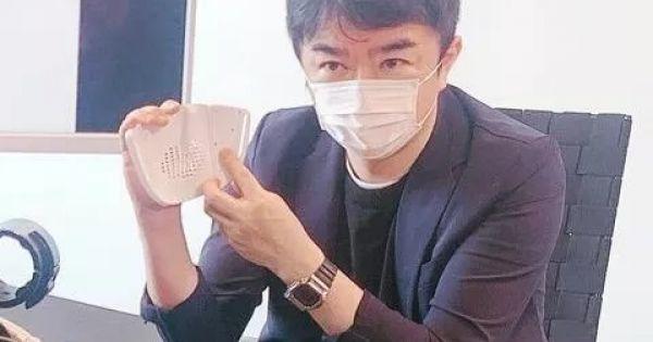 Nhật Bản phát triển khẩu trang có thể chuyển lời nói thành văn bản