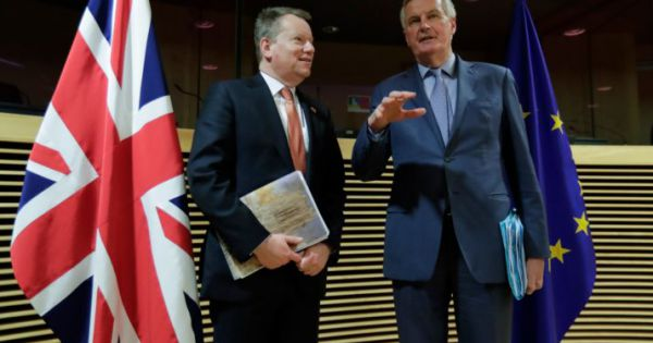 Brexit: Anh, EU tiếp tục rơi vào bế tắc trong đàm phán