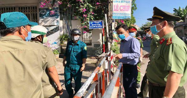 Bản tin Phòng chống Covid-19: Tái kích hoạt chốt kiểm tra y tế ở cửa ngõ phía Bắc của tỉnh Quảng Ngãi