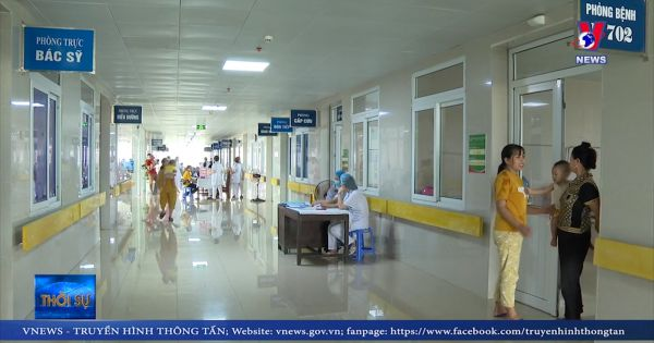 Số ca mắc bệnh tay-chân-miệng tại tỉnh Ninh Bình tăng đột biến