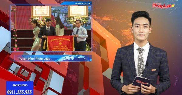 Ninh Bình: Huyện Gia Viễn tổ chức lễ công bố đạt chuẩn nông thôn mới và đón nhận Huân chương Lao động hạng Nhì