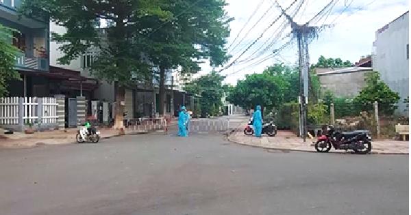 Thành phố Quảng Ngãi phong tỏa 02 khu dân cư liên quan đến bệnh nhân 590