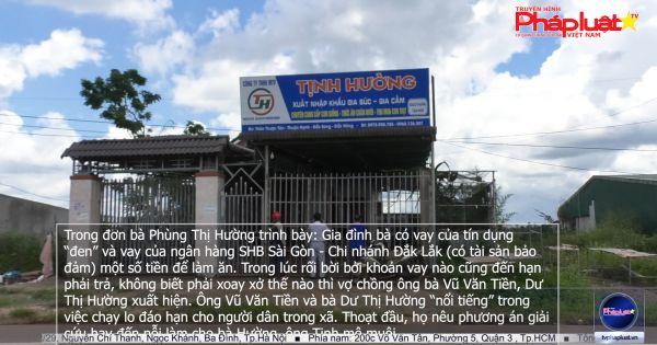 Đắk Nông: Vụ án dân sự được sắp đặt, có dấu hiệu của tội phạm