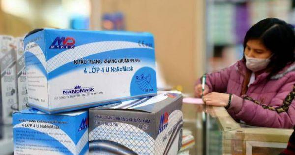 TP.HCM chưa phát hiện tình trạng trữ hàng, tăng giá khẩu trang