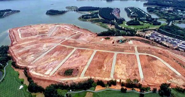 Bộ Tài nguyên Môi trường lập đoàn kiểm tra sân golf Đại Lải và sân golf Đầm Vạc
