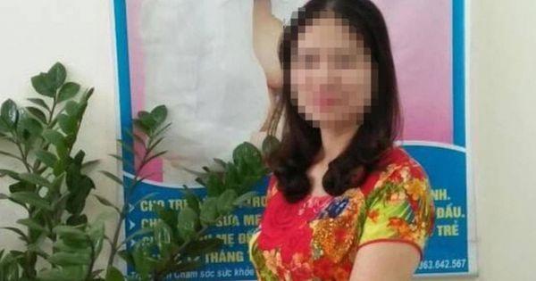 Khởi tố nữ Phó khoa sản nghi đầu độc cháu nội bằng thuốc chuột ở Thái Bình