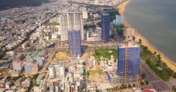 Bình Định tạm dừng cấp phép xây dựng các dự án căn hộ du lịch