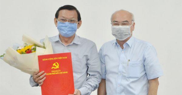 Nguyên Tổng biên tập báo Sài Gòn Giải Phóng giữ chức Phó Chủ tịch Hội Nhà báo TP.HCM