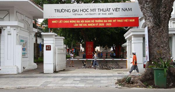 Đại học Mỹ thuật Việt Nam: