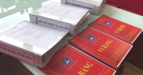 Bán sách giả Lazada bị khởi kiện