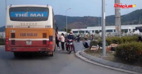Bắc Giang: Xe dù hoạt động quy mô lớn tại KCN Vân Trung và Đình Trám, thách thức cơ quan chức năng?
