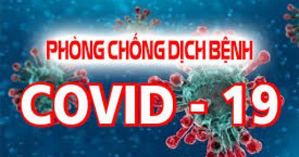 BẢN TIN PHÒNG CHỐNG COVID-19 (14/9/2020)