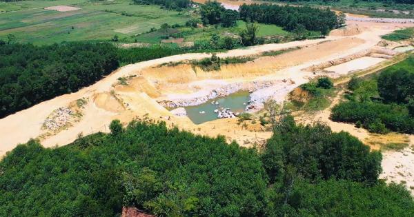 Quảng Ngãi: Làm công trình thủy điện cho nổ mìn gây nứt nhà dân