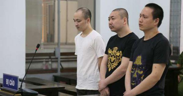 Giết đồng hương , 3 người Trung Quốc lãnh án nặng
