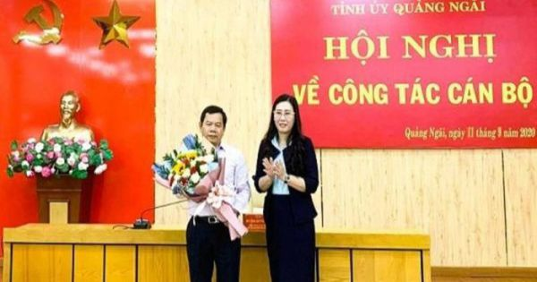 Thủ tướng phê chuẩn Chủ tịch UBND tỉnh Quảng Ngãi