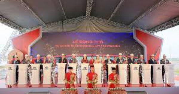 Hyundai khởi công xây dựng nhà máy sản xuất ô tô 100.000 xe/năm tại Ninh Bình