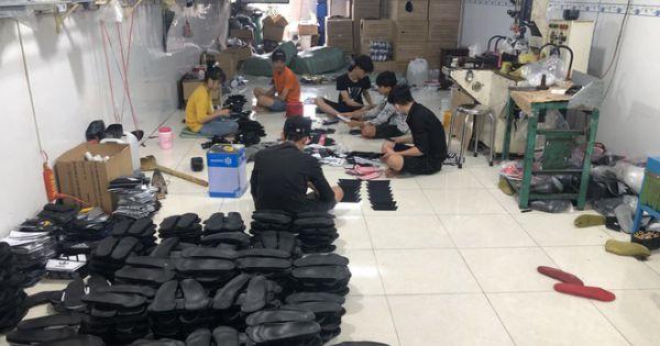 co-so-san-xuat-dep-nghi-nhai-thuong-hieu-adidas-bi-bat-qua-tang