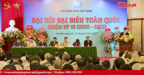 Đại hội đại biểu toàn quốc của Hội Điện Ảnh Việt Nam nhiệm kỳ IX: Nhiều dự án triển vọng