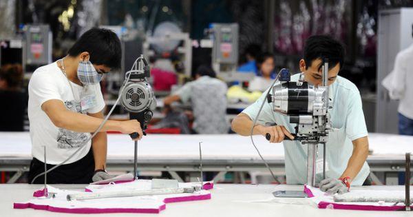 Nghị định về hàng 'made in Vietnam' được đề xuất xây dựng
