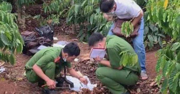 Nghi án cha sát hại con 3 tuổi rồi tự tử tại Đắk Lắk
