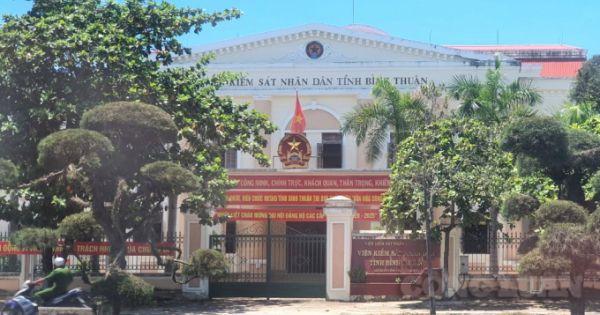 VKSND Bình Thuận vào cuộc vụ khởi tố bà Trần Thị Ngọc Nữ