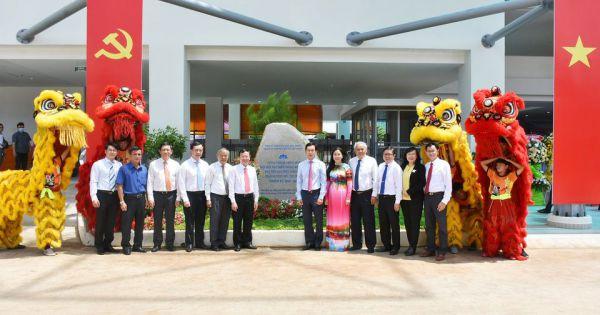 Khánh thành Trung tâm Văn hóa Hòa Bình Quận 10