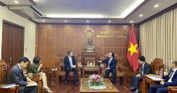 Ưu tiên của Ngành giáo dục Việt Nam phù hợp với những ưu tiên hỗ trợ của Ngân hàng Phát triển châu Á