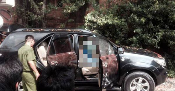 Công an không phát hiện tác động ngoại lực trên hai người tử vong trong xe ô tô đang nổ máy