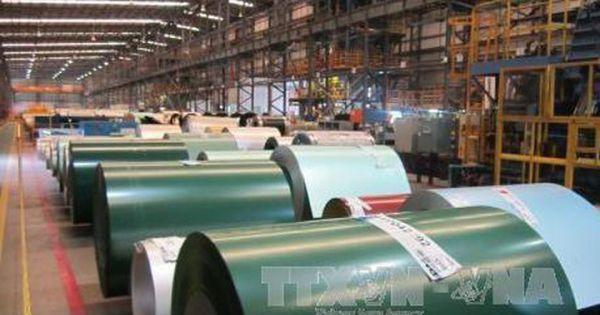 Kim khí Vnsteel bị truy thu 50 tỷ đồng