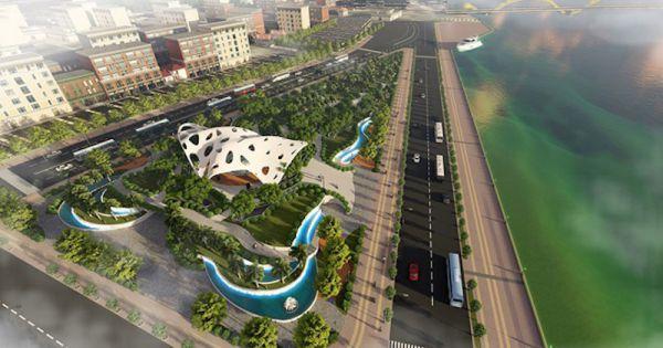 Sắp khởi công dự án hơn 759 tỉ đồng mở rộng Vườn tượng APEC tại Đà Nẵng