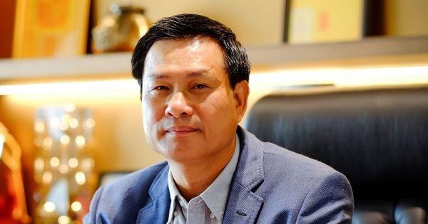 Ông Nguyễn Bá Dương từ nhiệm chức chủ tịch Hội đồng quản trị Coteccons