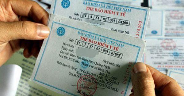 Phạt đến 5 triệu đồng khi cho người khác mượn thẻ BHYT