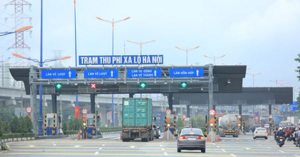 Đề xuất mở lại BOT xa lộ Hà Nội