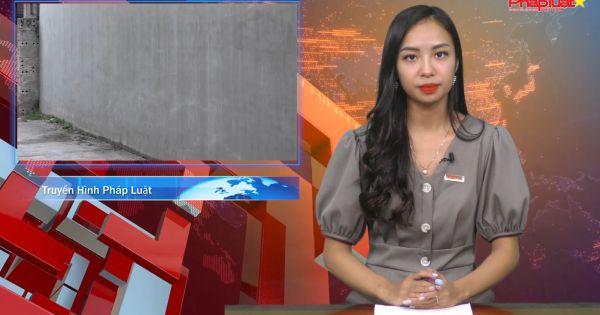 Lạng Sơn: Bức tường rào chắn lối đi, hơn 3 năm chưa được giải quyết