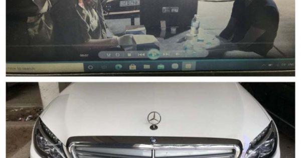 Uống rượu ngâm cần sa bạn mời, tài xế Mercedes bị phạt hơn 40 triệu đồng
