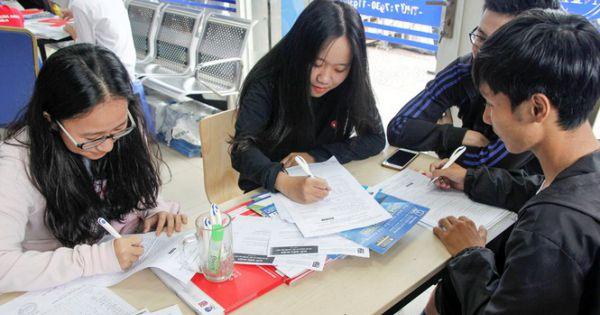 Các trường đại học bắt đầu nhận hồ sơ xét nguyện vọng bổ sung từ ngày 10/10