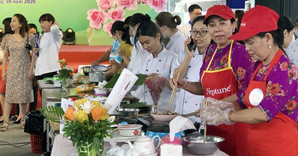 Nhiều hoạt động chào mừng Ngày Phụ nữ Việt Nam 20.10 tại TP.HCM