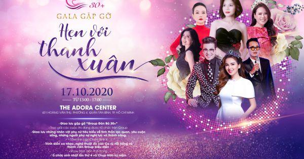 Hướng đến Ngày Phụ Nữ Việt Nam: Gala Group Đàn Bà 30+ Hẹn Với Thanh Xuân