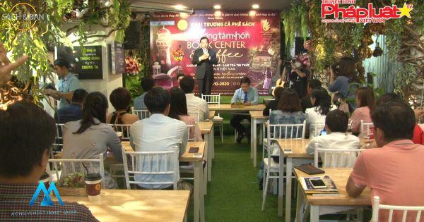 Chuỗi Cà phê sách Hạt Giống Tâm Hồn ra mắt trung tâm đầu tiên tại TP. HCM