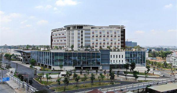 Khánh thành dự án Cơ sở 2 Bệnh viện Ung bướu, vốn đầu tư hơn 5.800 tỷ đồng