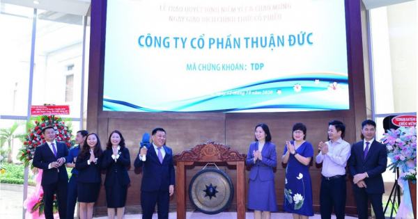 Công ty Thuận Đức bị xử phạt vì chào bán cổ phiếu chui