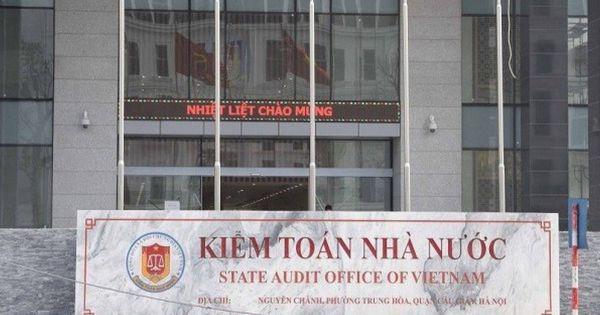 Kiểm toán nhà nước chuyển 37 tài liệu cho Ủy ban Kiểm tra Trung ương